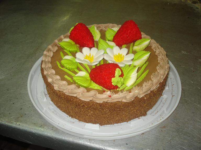 Торт Мир