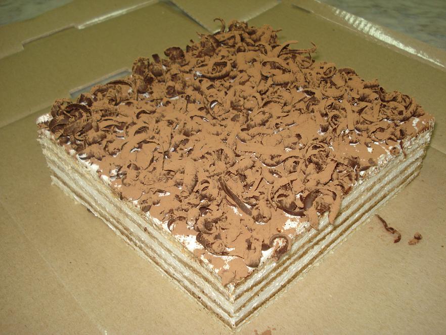 Торт Мозайка торты от Катюши