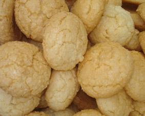 печенье Кокос белый