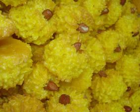 печенье Кокос желтый