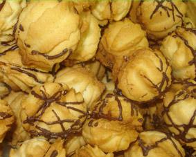 печенье Ракушка