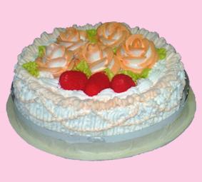 торт МИР абрикосовый